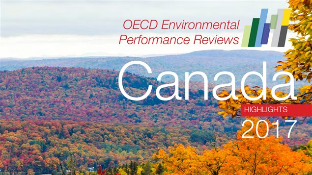 The just released environmental review by the OECD says Canada seems to want to do better on the environmental front but is lagging well behind other developed countries