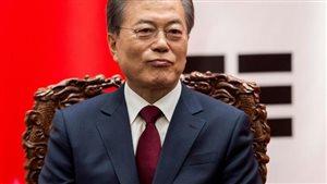 Président de la Corée du Sud