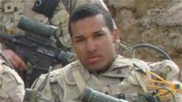 Lionel Desmond was part of the India Company, 2nd battalion, Royal Canadian Regiment in Afghanistan in 2007.