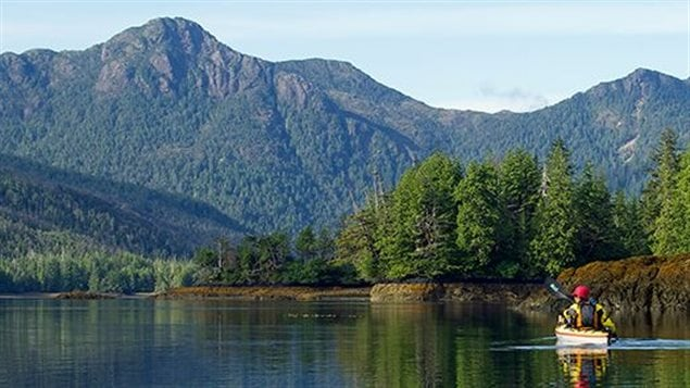 Canada's Pacific coast boasts an archipelago of great beauty.