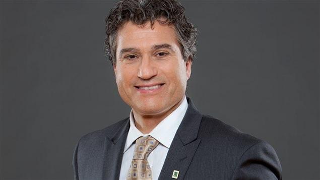 الأستاذ جوزيف دورا المحامي في  مكتب فرنان ماروا لانكتو في مونتريال