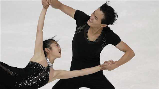 If an agreement is finalized and North Korea takes part in the Olympics in South Korea it is likely skaters Ryhom Tae-ok and Kim Ju-sik will represent their country.