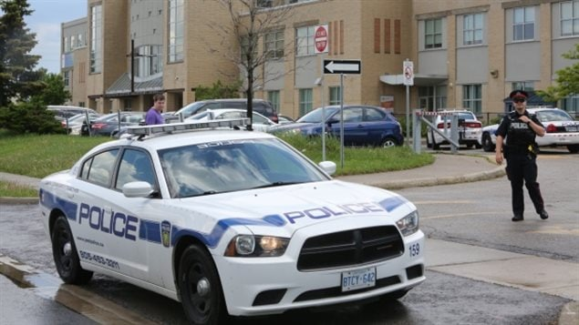 Peel Police assign a full-time officer to all 66 high schools in the region as part of the programme