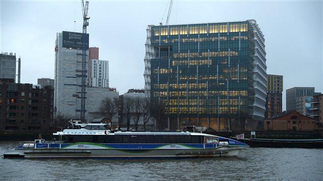 La nueva embajada sería inaugurada oficialmente en febrero próximo.