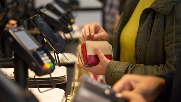 One in five Canadians has a credit card balance larger than their savings account.