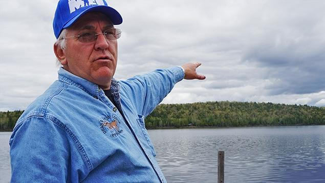 Jim Dumont coureur des bois