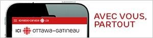 ICI Ottawa-Gatineau, avec vous, partout!