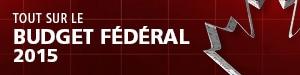 Budget fédéral 2015