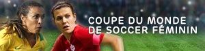 Coupe du monde de soccer féminin