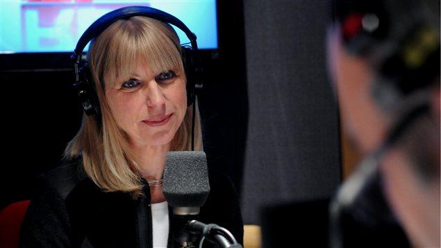 Première entrevue pour Isabelle Richer