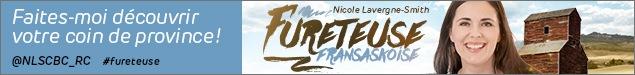 Nicole Lavergne-Smith, Fureteuse fransaskoise : Faites-moi découvrir votre coin de province! @NLSCBC_RC #fureteuse