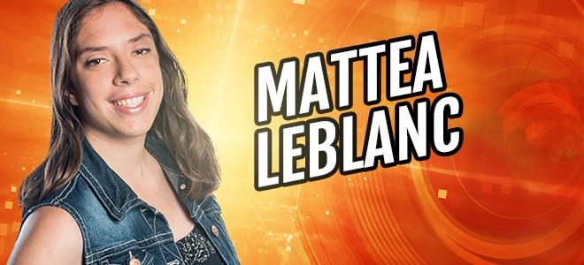 MATTEA LEBLANC