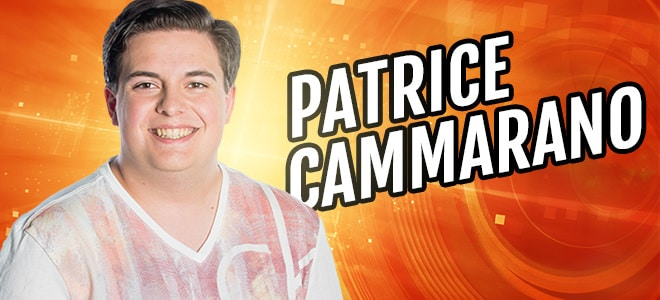 PATRICE CAMMARANO