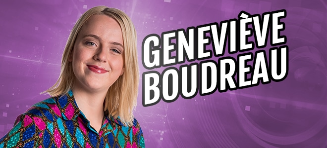 Geneviève Boudreau