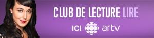 Le club de lecture de LIRE sur ARTV