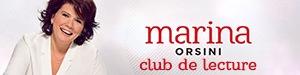 Le Club de lecture de Marina orsini