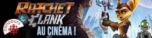 Ratchet & Clank au cinéma !