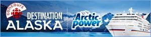 Concours Destination Alaska (Volet 2) - Émission Les enfants de la télé (partenaire Arctic Power) - Du 23 mars au 30 juin 2017