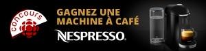 Concours Nespresso - Du 3 juillet au 10 septembre 2017 - Émission Les chefs! (partenaire : Nestlé Canada)