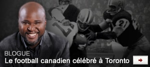 Le football canadien célébré à Toronto
