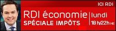 RDI Économie - spéciale impôts