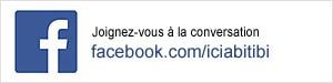 Facebook ICI Abitbi