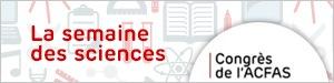 Semaine des sciences