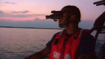 Patrouille maritime