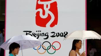 Logo des Jeux olympiques de Pékin