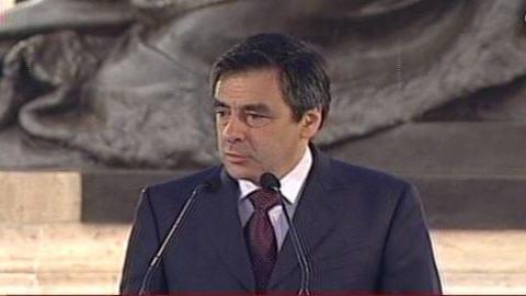 Le premier ministre français, François Fillon