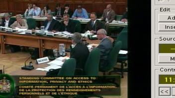 Comité des Communes sur l'éthique