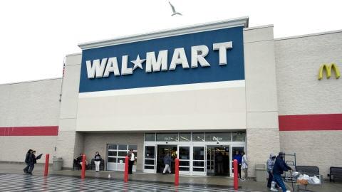 Un magasin Walmart