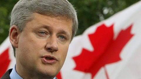 Stephen Harper déclenche les élections