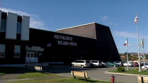 L'école polyvalente Roland-Pépin