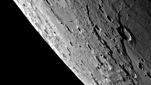 Mercure-surface