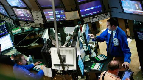 Clôture à la Bourse de New York