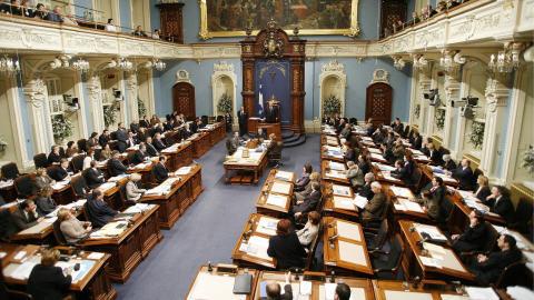 Assemblée nationale du Québec