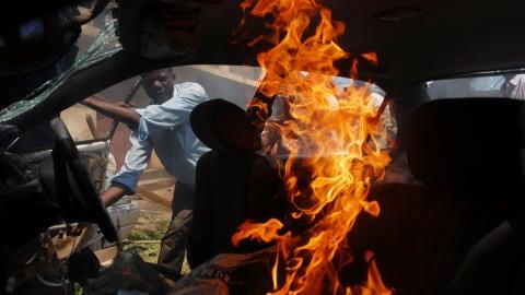 Violences postélectorales au Kenya