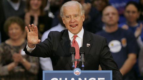 Joe Biden était en Pennsylvanie jeudi.
