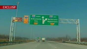 La fin de l'autoroute 13