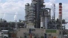 La raffinerie Ultramar à Lévis