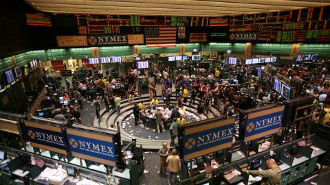 Le New York Mercantile Exchange (Nymex)