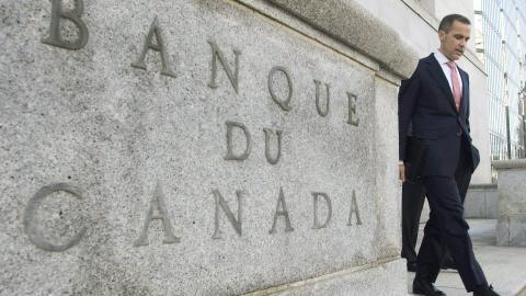 Le gouverneur de la Banque du Canada, Mark Carney