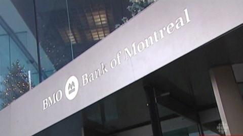 Bank de Montréal à Toronto