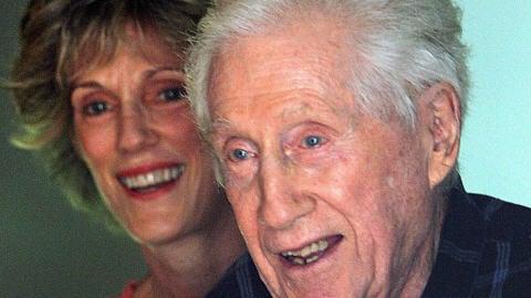 W. Mark Felt et sa fille Joan
