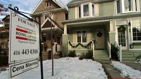 Immobilier à Toronto