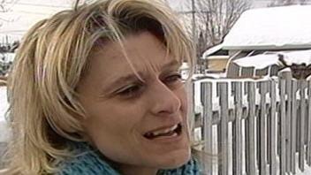 Chantale Mallette, mère d'un garçon atteint du cancer