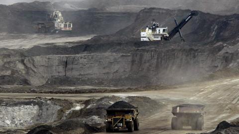 Exploitation des sables bitumineux en Alberta