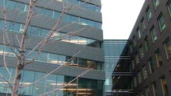 Immeuble dans lequel se trouve le département informatique de la Ville de Montréal.
