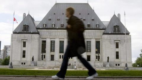 Cour suprême du Canada.